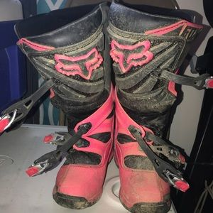 Shoes - Fox riding boots